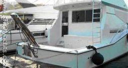 Motor Yacht Azimut 56 Fischerman