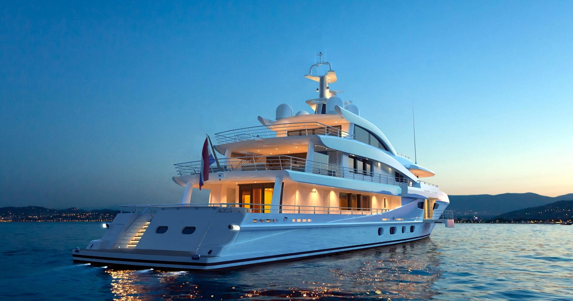 Amels 188 Luxury Yachts