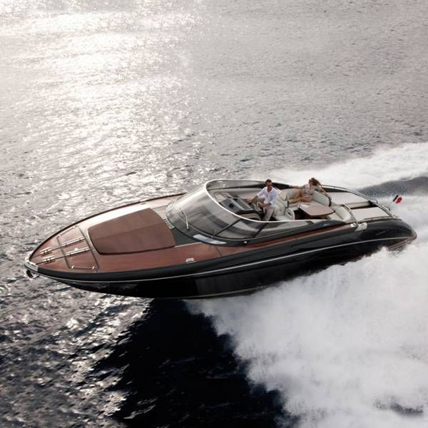 used  new riva rivarama super 44 super cruised power boat
