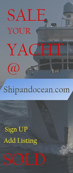 Sale your yachts on Shipandocean