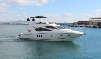 Sunseeker Manhattan 52 Cruising Yacht full