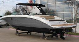 2018 Sea Ray SDX 290