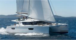 CATECLIPSE Saba 50 Maestro Catamaran for Sailing Enthusiast