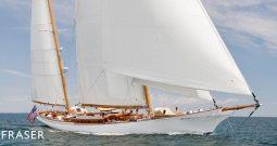 WHITEHAWK O'Lie-Neilsen Classic Yacht