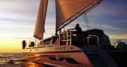 Kurt Hughes Designed Sailing Catamaran