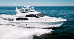 Barbella IV Hatteras 64 Motor Yacht