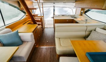 Elizabeth Anne II  Riviera 50 Enclosed Bridge full