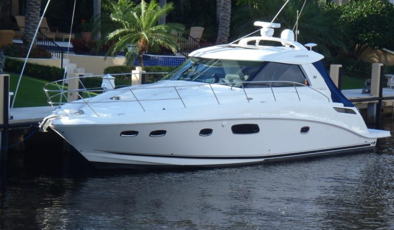 Sea Ray 450 Sundancer Cruising Yacht For Sale In Florida