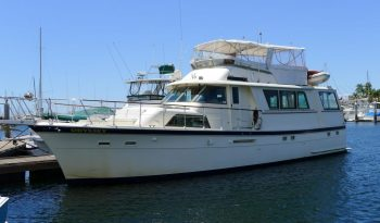 Used/New Hatteras 58 Motor Yacht - Buy, Sale or Charter