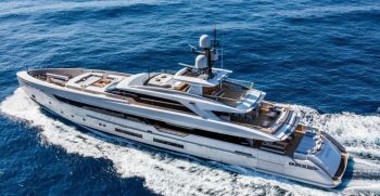 Vertige Luxury Superyacht