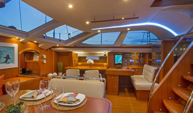 MAGRATHEA 72′ 0″ | Oyster Yachts | 2009 full